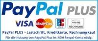 Auf BMX-Laden.de mit PayPal Plus kaufen