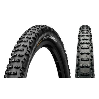 Continental - Reifen Conti Trail King 2.4 Apex faltbar 27.5x2.40Zoll 60-584 sw/sw  ProTection TLR