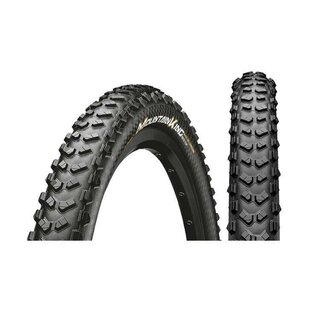 Continental - Reifen Conti Mountain King 2.6 Apex fb 27.5x2.60Zoll 65-584 B+ sw/sw ProTec. TLR